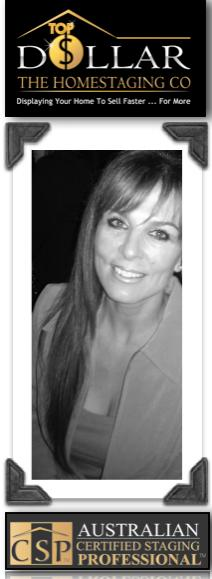 Certified Home Staging Professional Deborah Banchetti